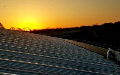 Centrales solaires au sol et sur toit